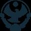 Герб Дагестана(синий).png